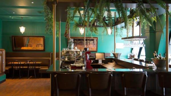 Salle du restaurant - Oenomaniac – Bar à vin, Paris