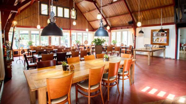 Het restaurant - Restaurant Vondel, De Bult