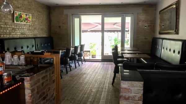 Dining room - Hadis Cafe, København