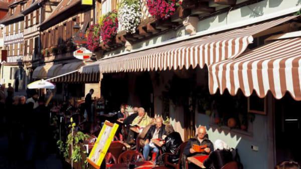 La Santa Maria terrasse - La Santa Maria, Obernai