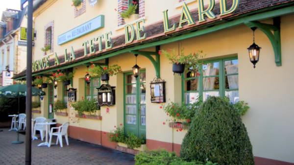 Extérieur - Auberge à la Tête de Lard, La Ferté-Imbault