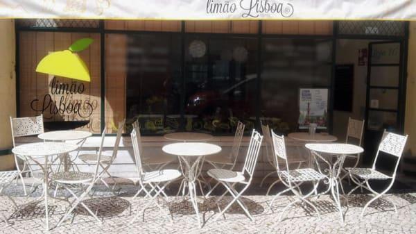 Esplanada - Limão Lisboa Bistro, Lisbon