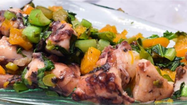 Sugerencia del chef - Las 3 Andaricas, Valdredo