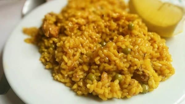Sugerencia del chef - El Rincón Taurino, Córdoba