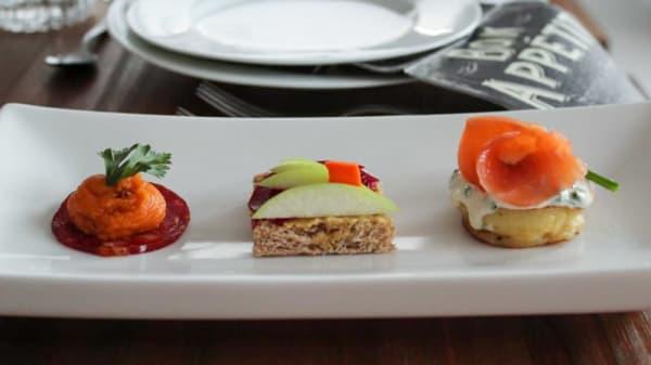 Sugerencia del chef - Bon Appetit & Bon Voyage, Buenos Aires