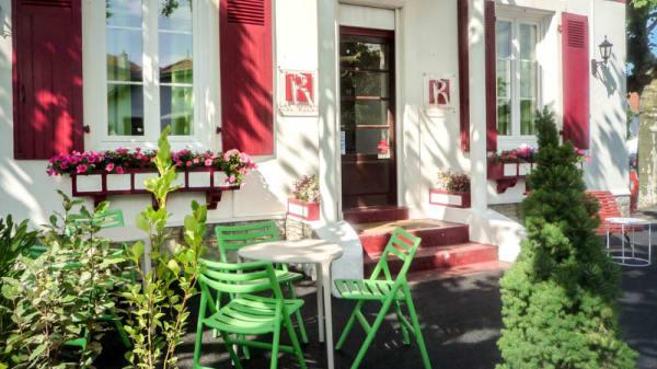 terrasse - Les Rosiers, Biarritz