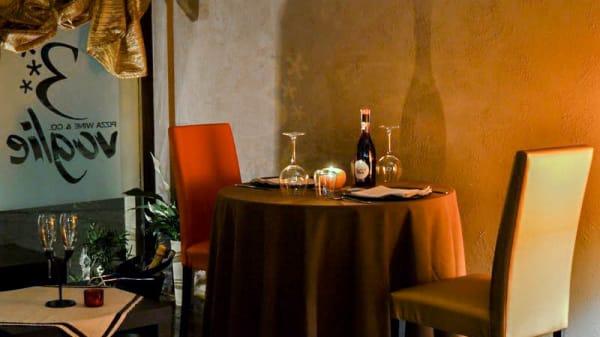 tavolino intimo - 3Voglie, Battipaglia