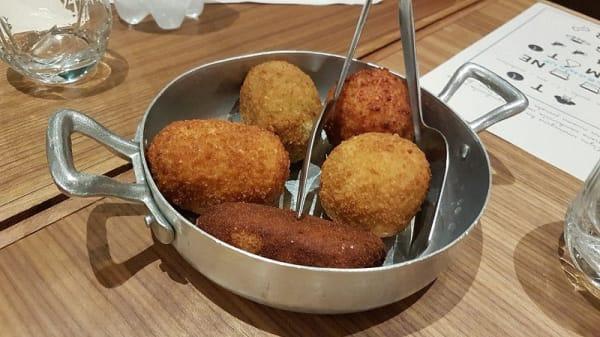 Suggerimento dello chef - Desco tegami a tavola, Fiumicino
