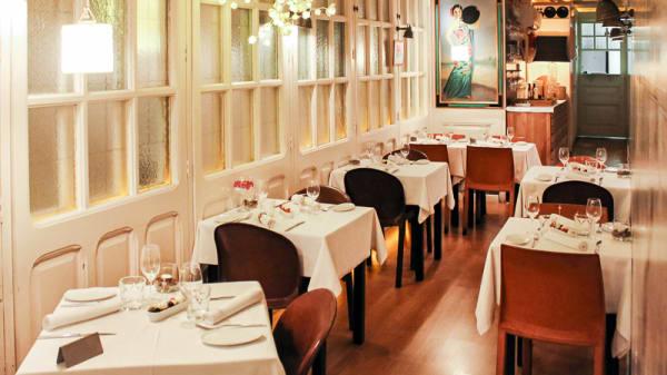 Fulla d'Ostra 1 - Fulla d'Ostra - Espacio Gourmet, Barcelona