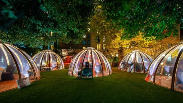 London Secret Garden, London