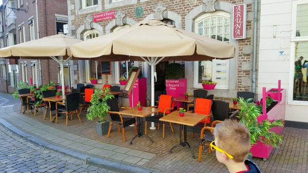 Terras - Aruna Cuisine, Roermond
