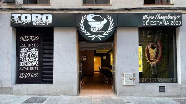 Toro Burger Lounge Atocha, Madrid