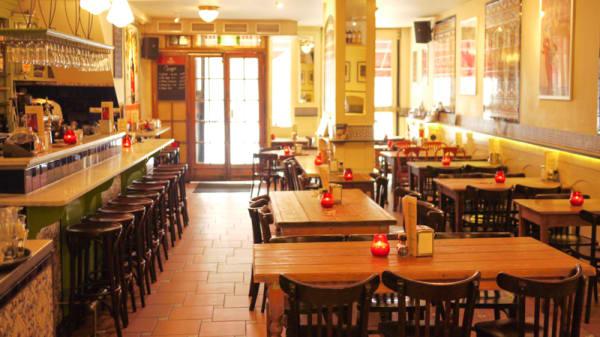 Restaurant - Duende, Amsterdam