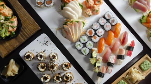 Combinado - Konkai Sushi (Mauá), Mauá