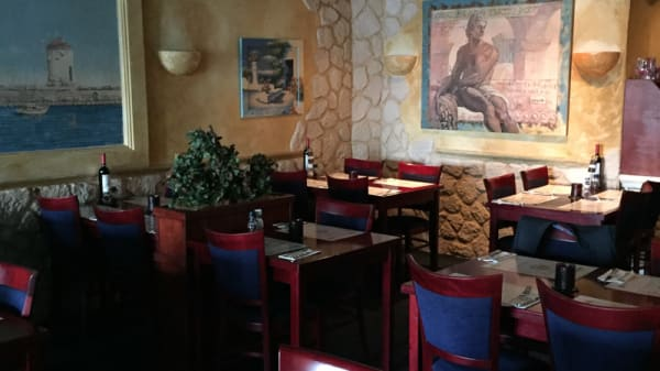 Het restaurant - Xanthi, Krimpen aan den IJssel