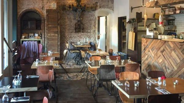 het restaurant - Eetlokaal Het Witte Huis, Rotterdam