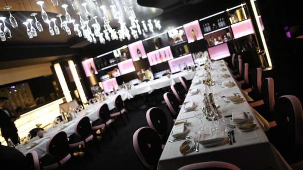 Restaurant for groups - WOK-A wok & sushi bar, Monaco