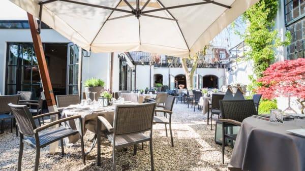 Het restaurant - De Heeren van Montfoort, Montfoort