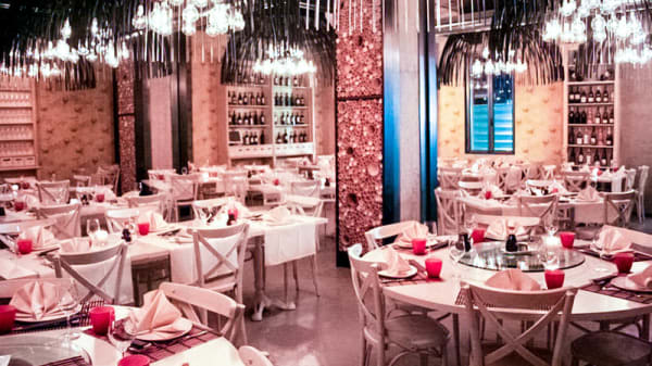 sala - MI - Cucina di Confine, Milan