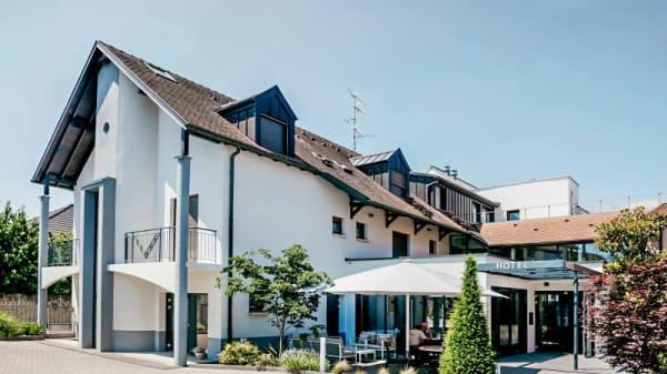 Façade - Au Lion Rouge, Bartenheim