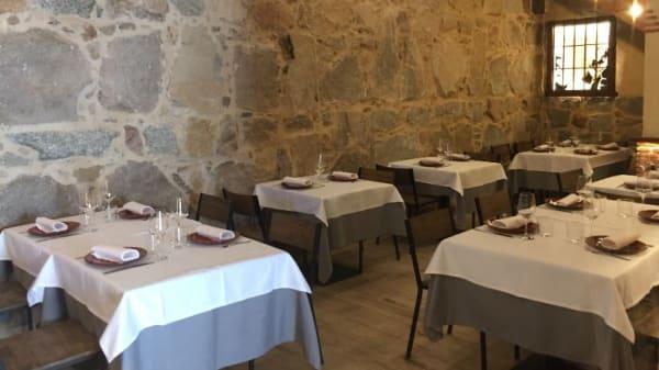 salon 1 - El Viejo Marqués, Ávila