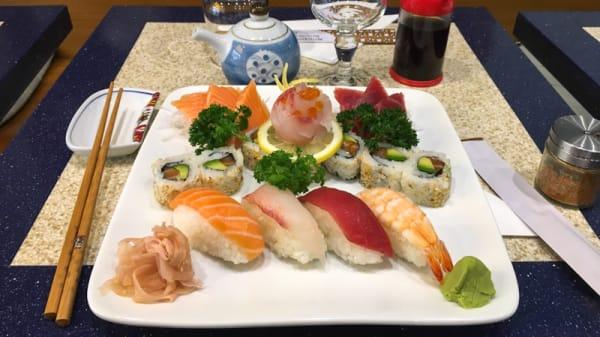 Suggestion du chef - Yokohama - Sushi Bonheur, Paris