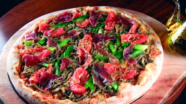Pizza - 1900 Pizzeria - Vila Mariana, São Paulo