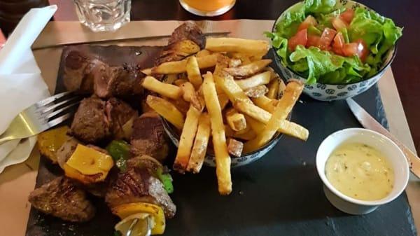 Suggestion de plat - Pub O´Prince, Paris