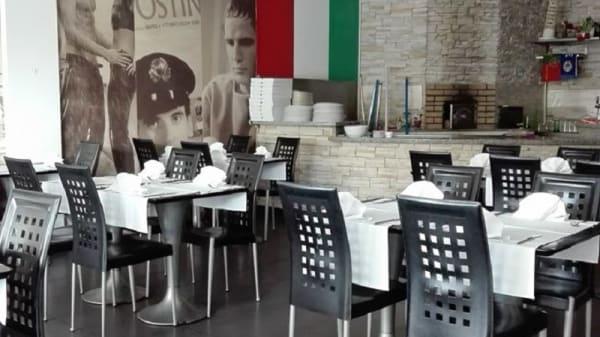 Vista da sala - Al Dente Pizaria Restaurante, Santa Maria Da Feira