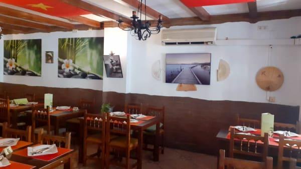 Vista de la sala - El vietnam sur, Torremolinos