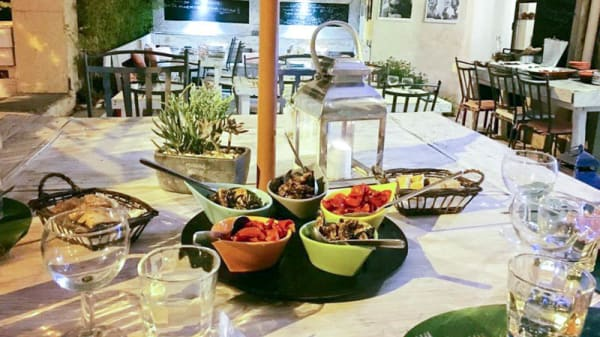 Suggestion du Chef - Dar Pupone - Trattoria Romana, Saint-Tropez