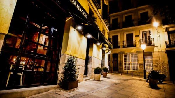 Vista entrada - Lamucca de Pez, Madrid
