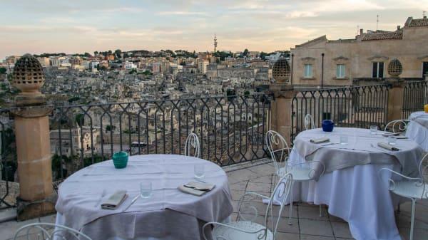 Tavoli in Terrazza - Le Bubbole, Matera