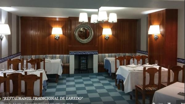 Casa Felipe - Casa Felipe, Laredo