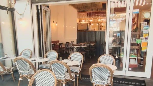 Billig Café le café des Bretons, Paris