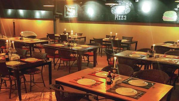 Vista do interior - Tutta Pizza Panamby, São Paulo