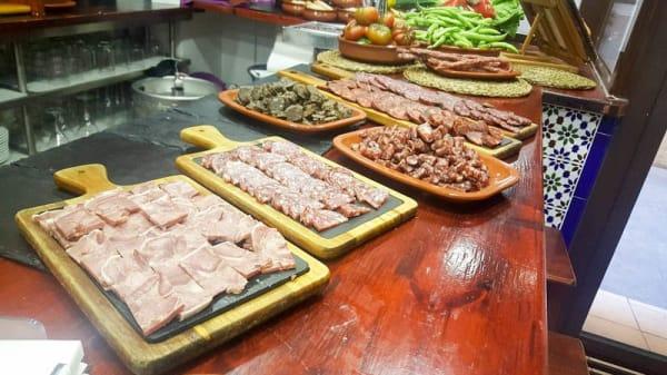 Sugerencia del chef - De Ivorra, Alicante (Alacant)