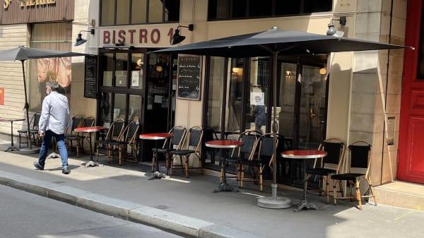 Bistro 1, Paris