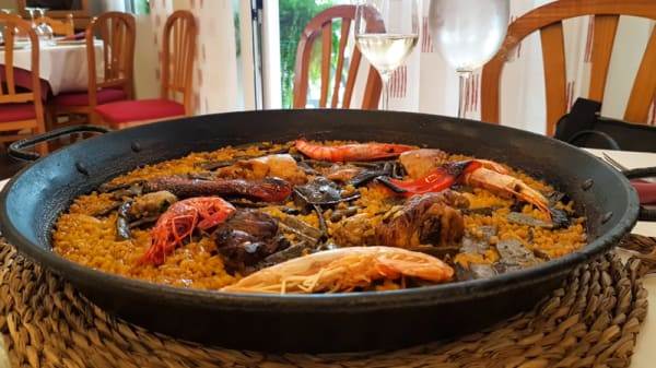 Sugerencia de plato - Casa Julia, Gandía