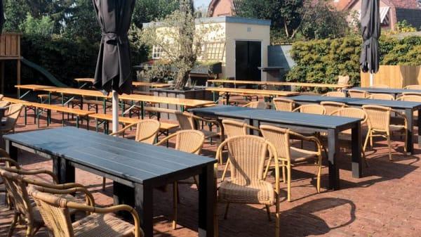 Terras - Eetcafe van Miltenburg, Bilthoven
