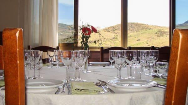 Vista sala - Venta Los Atanores, Valle De Abdalajis