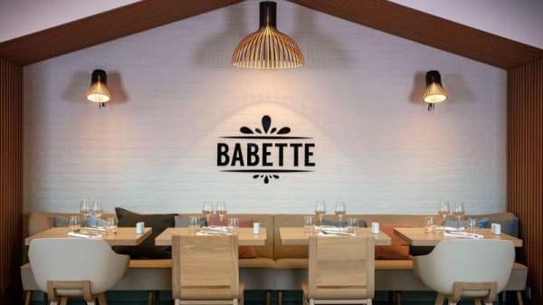 Vue de la salle - Babette Massy, Massy