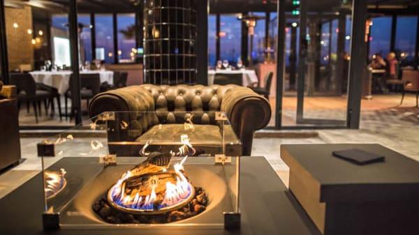 Espace lounge - Le Manhattan, Marseille
