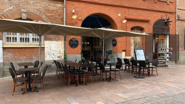 Terrasse - Pastel et Sarrasin, Toulouse