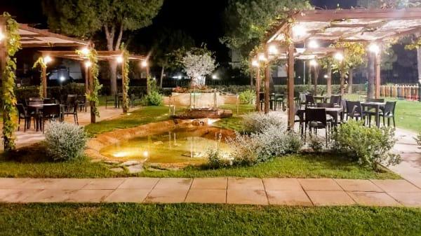 Terrazza - Il Giardino Dei Mascalzoni, Silvi