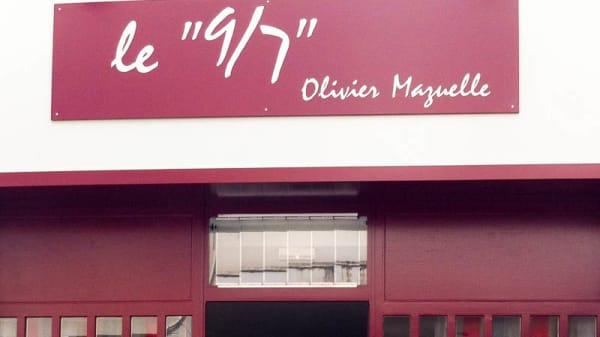 Façade - Restaurant 97 - Olivier Mazuelle, Moulins