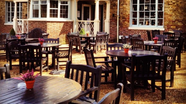 Terrace - The George - Hayes, Bromley
