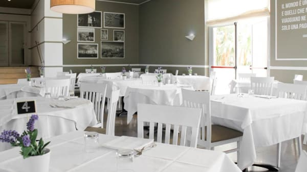 Sala Interna - Manfredi Restaurant, Manfredonia