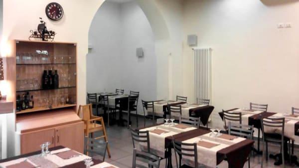 sala - La Coccinella, Milan
