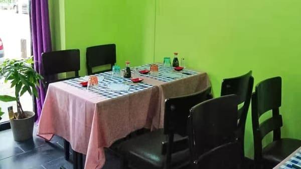 Salle du restaurant - Wasabi, Sannois